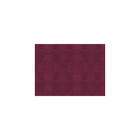 Pap. obrus skladaný 1,80 x 1,20 m bordový (1 ks)