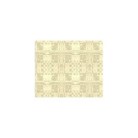 Pap. obrus skladaný 1,80 x 1,20 m béžový (1 ks)