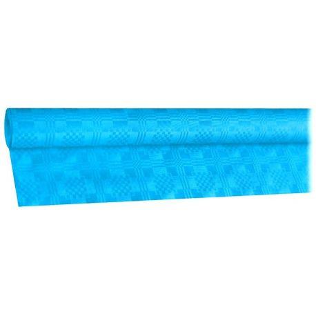 Pap. obrus rolovaný 8 x 1,20 m sv.modrý (1ks)