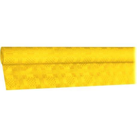 Pap. obrus rolovaný 8 x 1,20 m žltý (1ks)