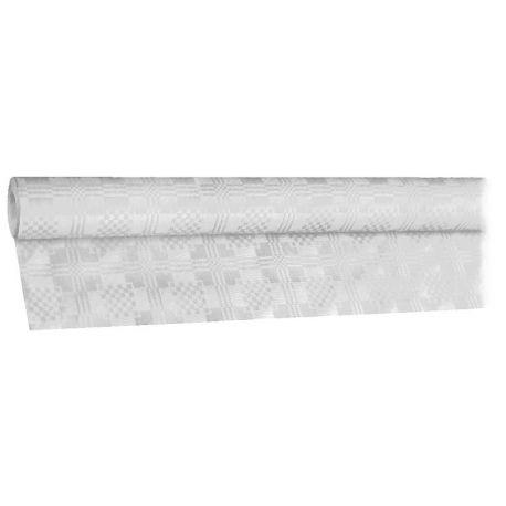 Pap. obrus rolovaný 10 x 1,20 m biely (1ks)