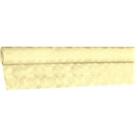 Pap. obrus rolovaný 8 x 1,20 m béžový (1ks)