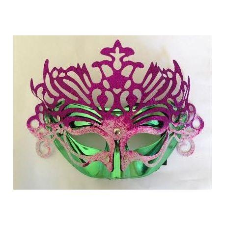 Maska zelená