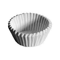 Košíčky na Muffiny biele 50mm