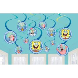Visiaca dekorácia SpongeBob