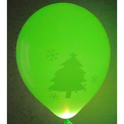 Led balóny Vianočné