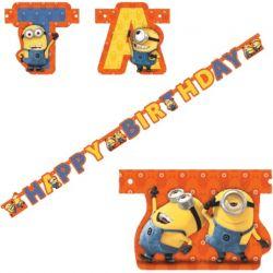 Mimon banner Happy Birthday