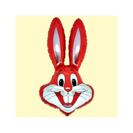 Balón Zajac červený