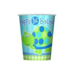 Pohare Happy Birthday lkorytnačka modrá