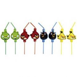 Angry Birds - party slamky