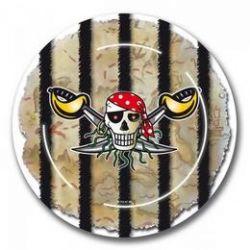 Párty tanier pirát