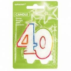Výročna Sviečka 40