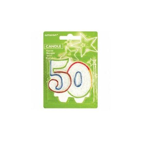 Výročná Sviečka 50