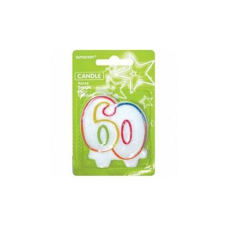 Výročná Sviečka 60