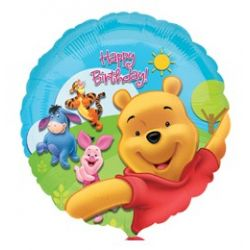 Balon Macko Pooh