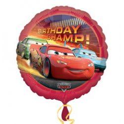 Balon McQueen cars