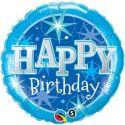 Balón Qualatex Happy Birthday boy