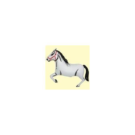 Balón Kôň biely