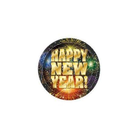 Tanier Štastný nový rok