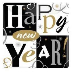 Tanier Šťastný Nový Rok
