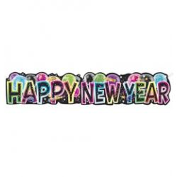 Baner Happy New Yeah
