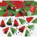 Konfety vianočný stromček