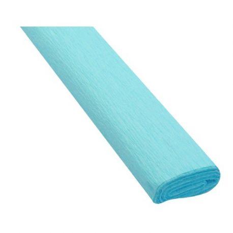 Krepový papier sv. modrý