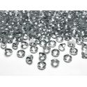 Diamantíky na stôl šedé 12 mm 100 ks