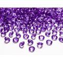 Diamantíky na stôl slivkové 12 mm 100 ks