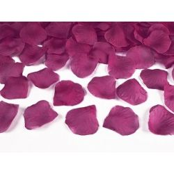 Lupienky ruží tmavoružové