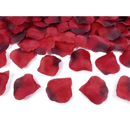 Lupienky ruží tmavočervené