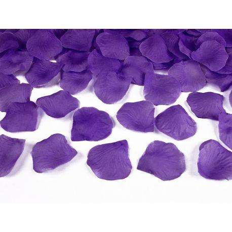 Lupienky ruží tmavofialové