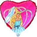 Balón Princezná