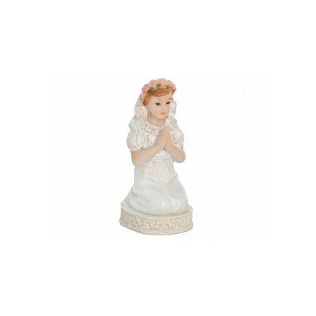 Figúrka na tortu dievča 1. sv. prijímanie