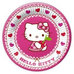Taniere Hello Kitty 23 cm