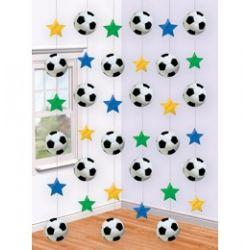 Závesná dekorácia Futbal