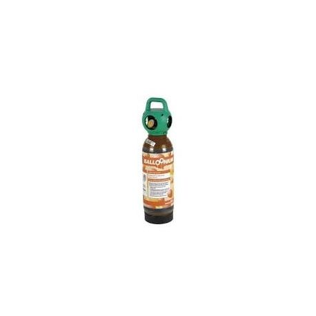 Héliová fľaša 7,7 m3