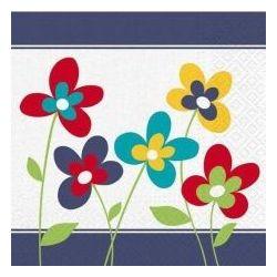 Obrúsky 3-vrstvé Summer flowers