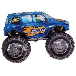 Balón Monster truck