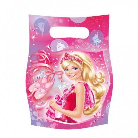 Taška Barbie 6ks