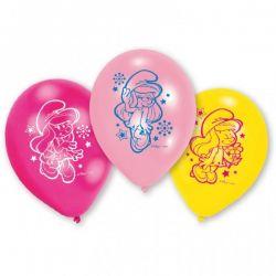 Balóny Šmoulinka 6ks