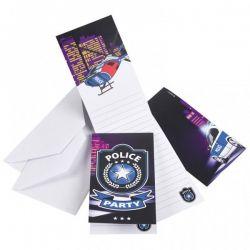 Pozvánky Polícia