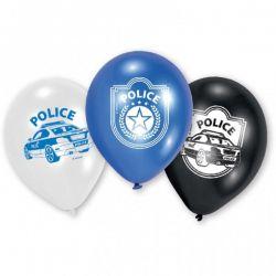 Balóny Polícia