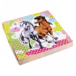 Servítky Charming Horses
