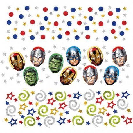 Konfety Avengers