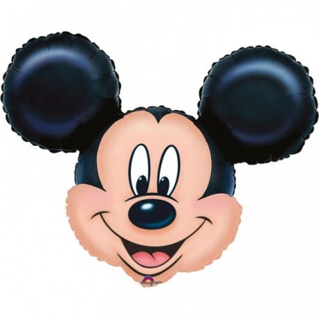 Fóliový balón Mickey Mouse hlava