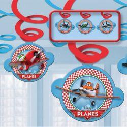 Závesná girlanda Planes
