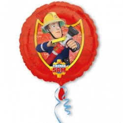 Fóliový balón Požiarnik Sam