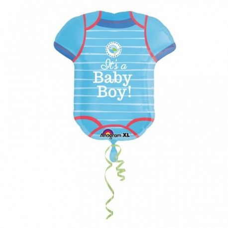 Fóliový balón Baby boy body