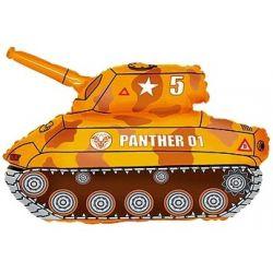 Balón Tank oranžový